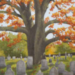 Basking Ridge Great Oak Movie, documentary, film, New Jersey